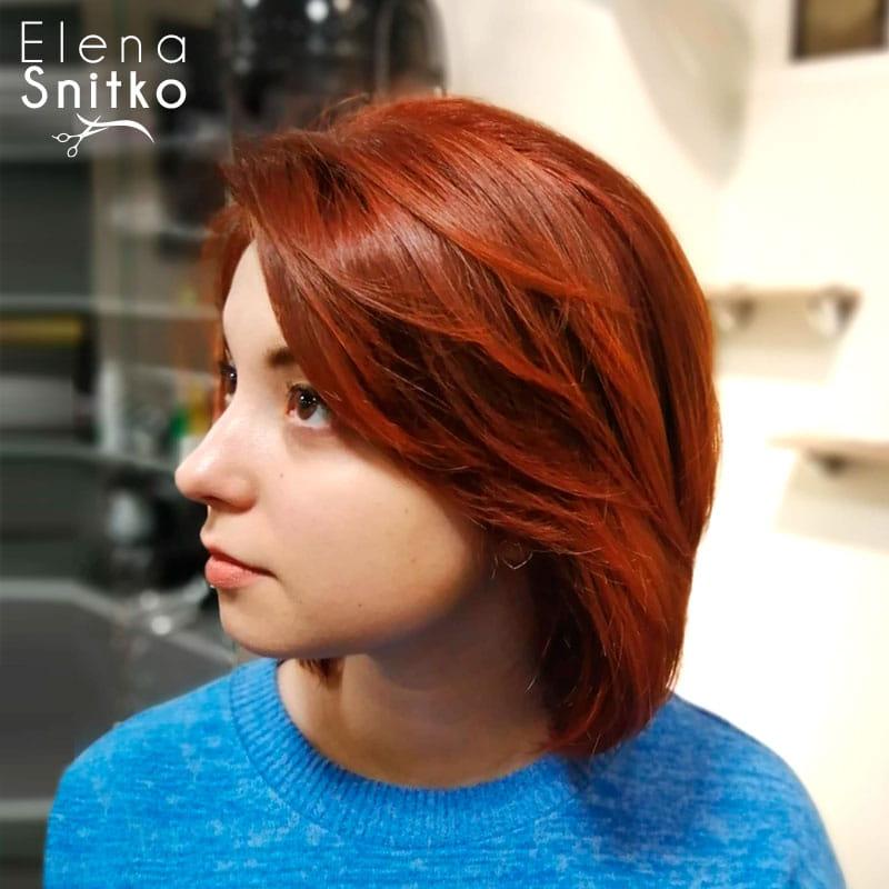Elena-Snitko_strijka_okrashivanie_v_odin_ton_ryzhij_cvet_volos-6