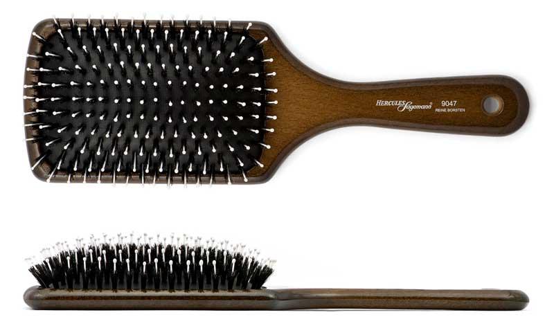 Фото массажной расчёски-щётки