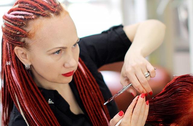 Парикмахер в Киеве Елена Снитко