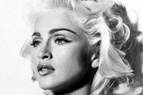 Молодая Мадонна