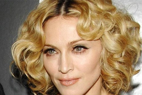 Фотосессия Мадонны