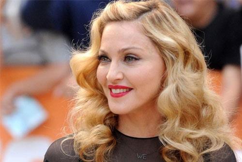 Мадонна на публике