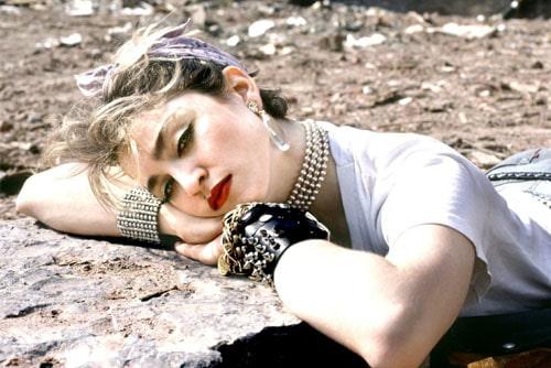 Мадонна в юности